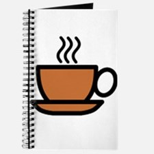 Hot Cup of Coffee Journal