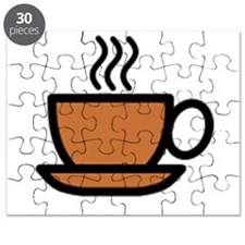 Hot Cup of Coffee Puzzle