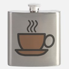 Hot Cup of Coffee Flask