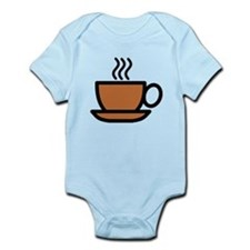 Hot Cup of Coffee Body Suit