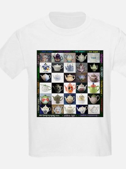 printed both sides, Kids T-Shirt