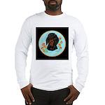 Black and Tan Dachshund Long Sleeve T-Shirt