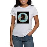 Black and Tan Dachshund Women's T-Shirt