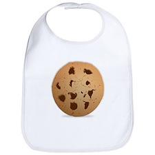 Chocolate Chip Cookie Bib