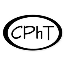 CphT 2 Oval Decal
