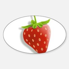 Strawberry Decal