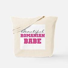 Romanian Babe Tote Bag