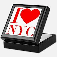 I-heart-love-NYC Keepsake Box