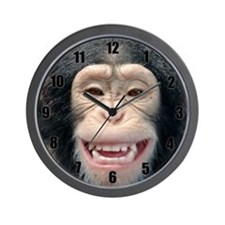 Suncoast primate sanctuary foundation Wall Clock