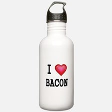 I LOVE BACON Water Bottle