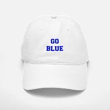 go-blue-fresh-blue Baseball Baseball Baseball Cap
