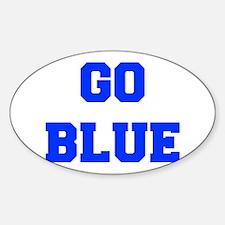go-blue-fresh-blue Decal