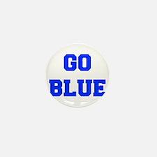 go-blue-fresh-blue Mini Button (10 pack)