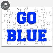 go-blue-fresh-blue Puzzle