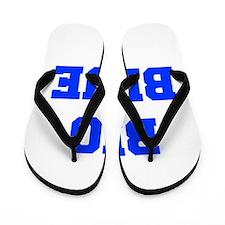 big-blue-fresh-blue Flip Flops