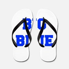 big-blue-fresh-blue Flip Flops