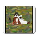 Bully Soldier Mousepad