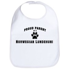 Norwegian Lundehund: Proud pa Bib
