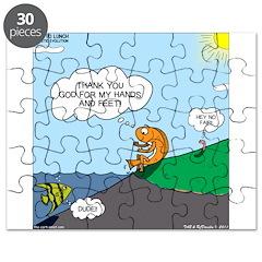 Theistic Evolution Puzzle