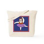 The Bullarina Tote Bag