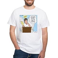 Eternally Grateful White T-Shirt