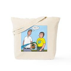 Earthday Weeding Tote Bag
