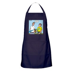 Earthday Weeding Apron (dark)