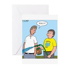 Earthday Weeding Greeting Cards (Pk of 10)