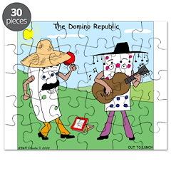Domino Republic Puzzle