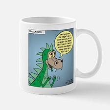 Dragon Kid Mug