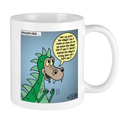 Dragon Kid Mug