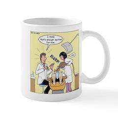 Dentist Suction Mug