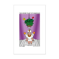 House Plant of Damocles Posters