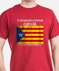 Catalan Independence T-Shirt