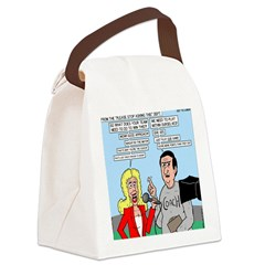 Coach Interview Canvas Lunch Bag