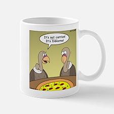 Buzzard Pizza Mug