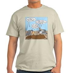 Buzzard Carry-In Dinner T-Shirt