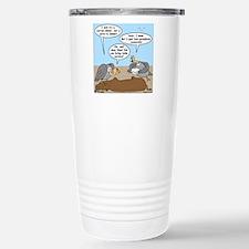 Buzzard Carry-In Dinner Travel Mug