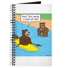 Bear Kayaking Journal