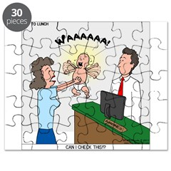 Baby Check Puzzle