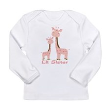 Lil Sis Big Sis Long Sleeve T-Shirt