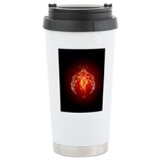 Elven Flame Travel Mug