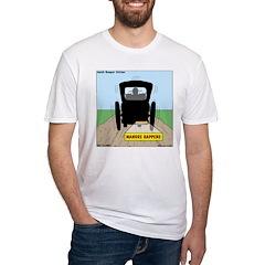 Amish Bumper Sticker Shirt