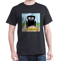 Amish Bumper Sticker T-Shirt