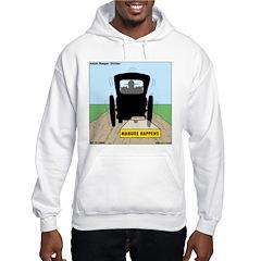 Amish Bumper Sticker Hoodie