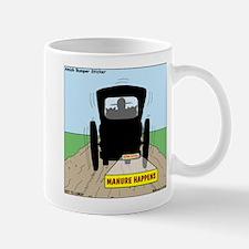 Amish Bumper Sticker Mug