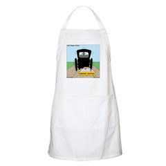 Amish Bumper Sticker Apron