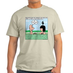 Adam and Eve Pickup Lines T-Shirt