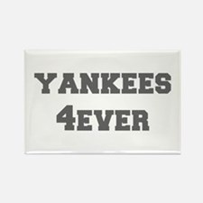 yankees-4ever-fresh-gray Magnets