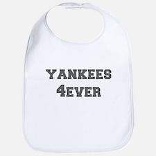 yankees-4ever-fresh-gray Bib